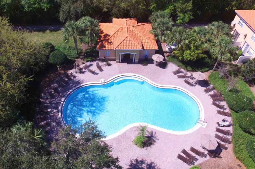Townhome, 4 Bedrooms - Aerial View