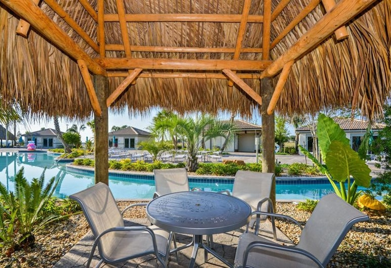 Charming Vacation Townhome with Pool CG1576, Davenport, Domek, 4 sypialnie, Wyżywienie w pokoju