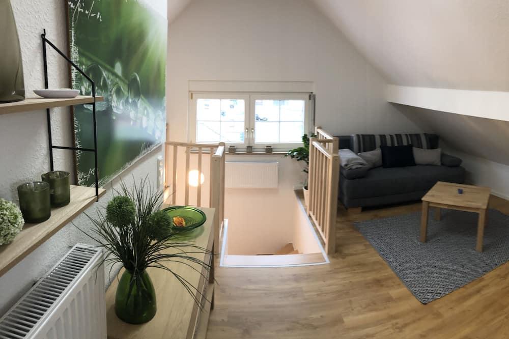 شقة (6) - منطقة المعيشة
