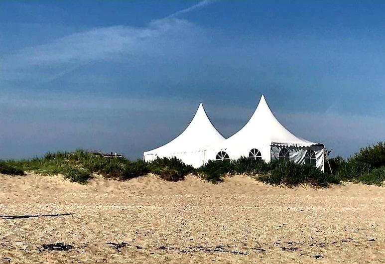 Alojamiento de Cuatro Estrellas en Friesenhörn, en una Ubicación Tranquila, Orientada al Sur, Justo en el Dique, Wangerland, Playa