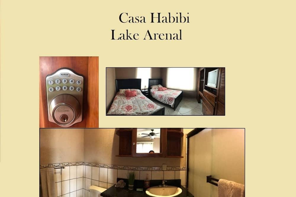 Lake Arenal-- Habibi House