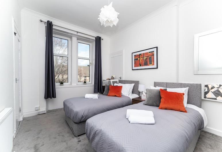 Klass Living - Dalmarnock Bridge Apartment - Book Direct for Best Rates, Glasgow, Tradicinio tipo apartamentai, 1 miegamasis, Kambarys