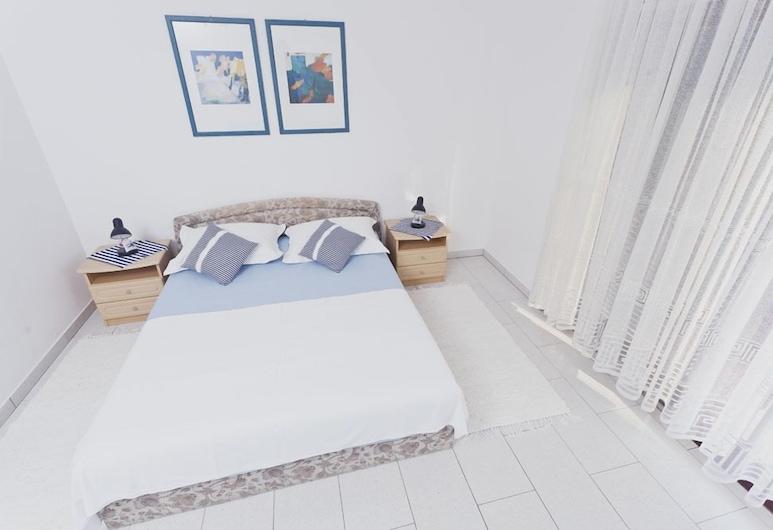 Villa Raljevic, Omis, อพาร์ทเมนท์, 3 ห้องนอน, วิวทะเล, ห้องพัก