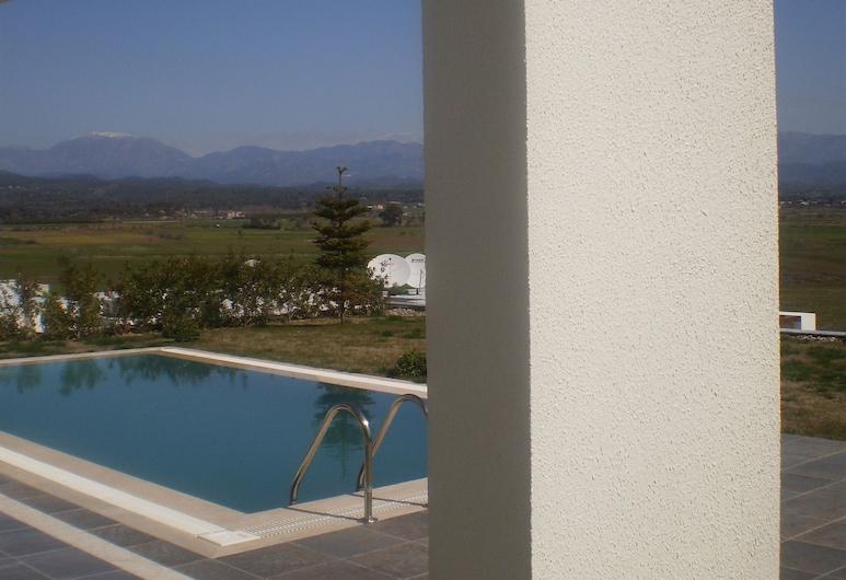 Villa independiente moderna, Side, Alberca
