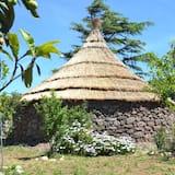Traditional Bungalow, Private Bathroom, Garden View - Garden View