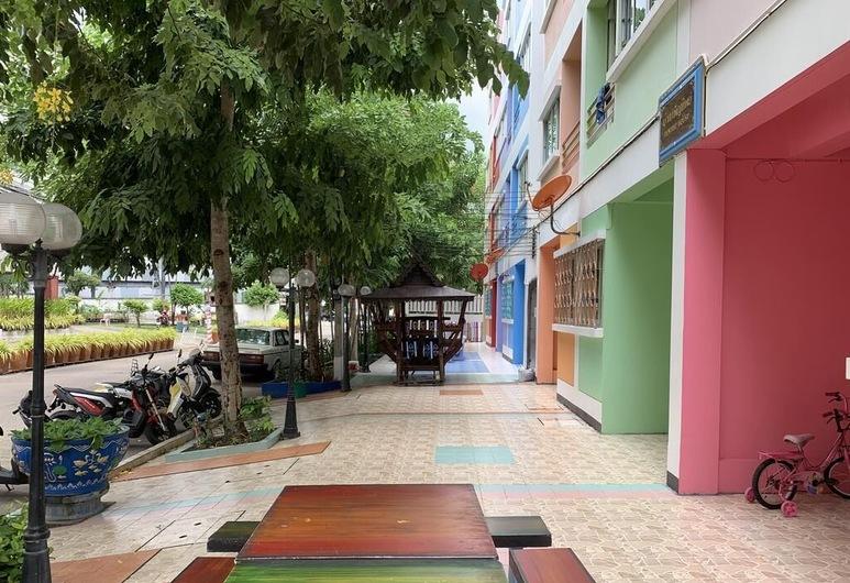 Penthiphouse, Pathum Thani, Terasa