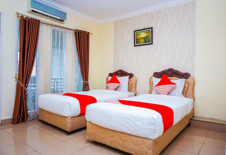 錫蒂努爾巴亞回教酒店, 巴東, 標準雙床房, 2 張單人床, 非吸煙房, 客房