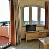 Superior-Apartment, 2Schlafzimmer, Meerblick (6 Beds) - Wohnbereich