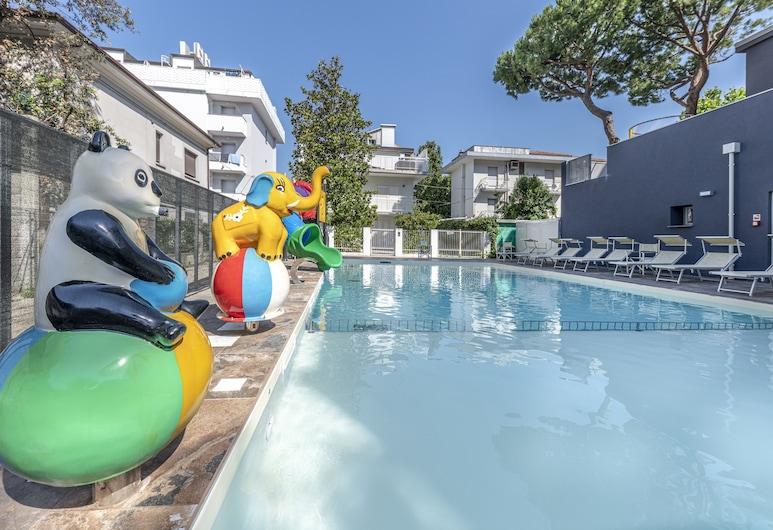Residence Filmare, Riccione, Bassein