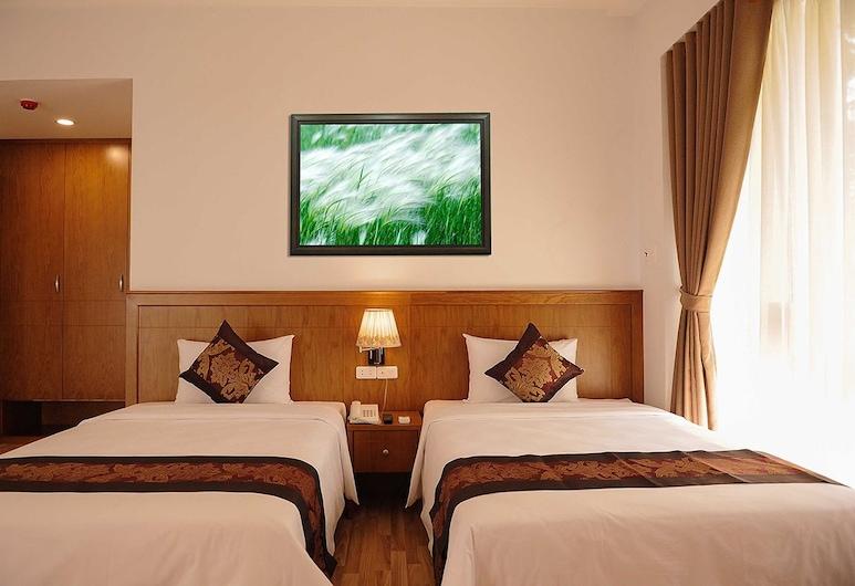 T78 Hotel, Ho Chi Minh City, Deluxe Twin Room, Guest Room