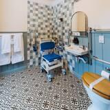 Classic - kahden hengen huone (Classic Manor Double First Floor) - Kylpyhuone