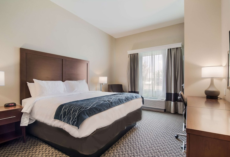 Comfort INN AND Suites, Rock Hill