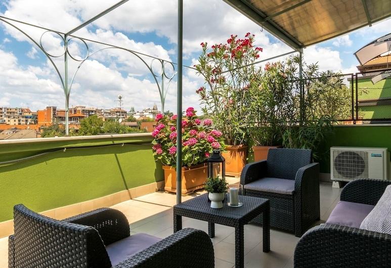 Altido the Lounge Balcony, Milan, Apartment, Terrace (1 Bedroom), Terrace/Patio