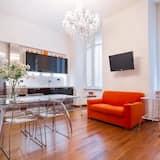 Апартаменты (1 Bedroom) - Зона гостиной