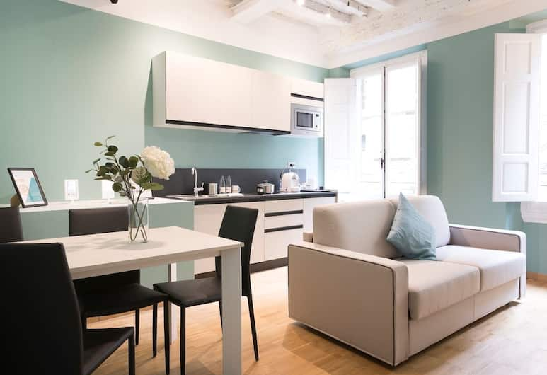 Hintown Duomo Borgo Suite Apartment, Florence, Apartment (2 Bedrooms), Living Area