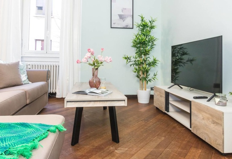 Altido Poets Apartment, Μιλάνο, Καθιστικό