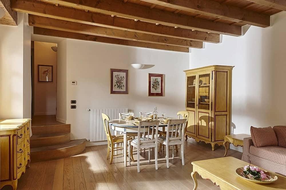 Apartament, 2 sypialnie, 2 łazienki - Powierzchnia mieszkalna