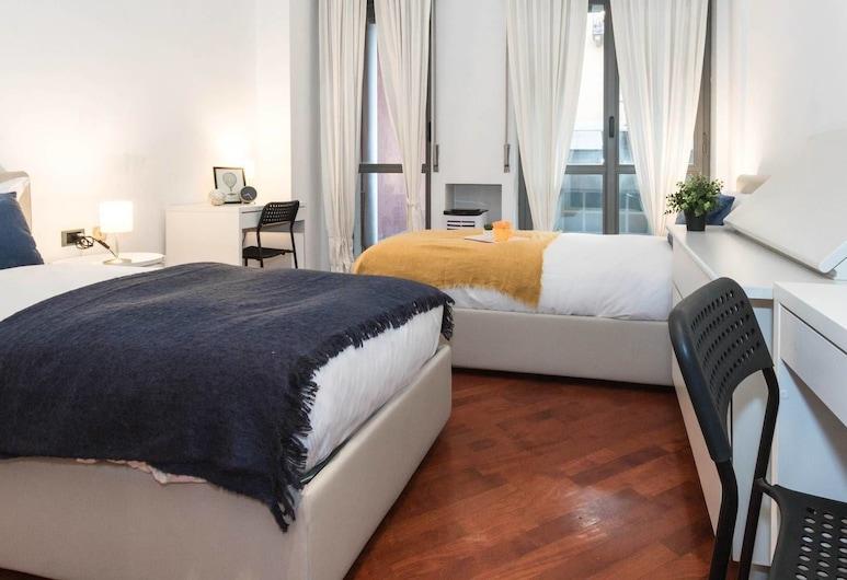 Altido Sant'agostino Family Flat, Milaan, Appartement, 2 slaapkamers, 2 badkamers, Kamer