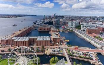 Gode tilbud på hoteller i Liverpool