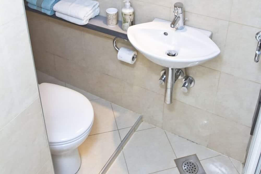 都會開放式客房 - 浴室