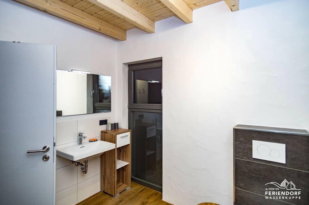 דירת פרימיום, מספר מיטות - חדר רחצה