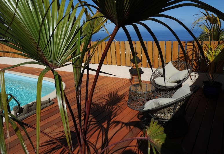 Leu Bleu Austral , Saint-Leu, Outdoor Pool