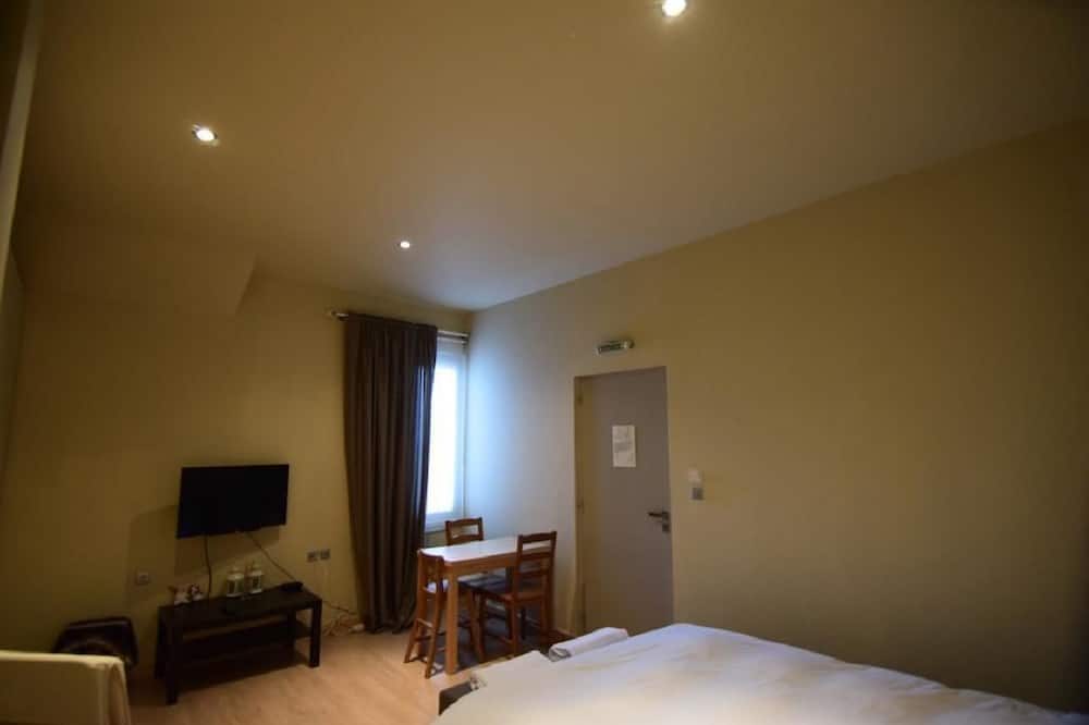 舒适开放式客房, 1 间卧室 - 起居区