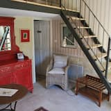 Double Room, Terrace (Elisa) - Living Area