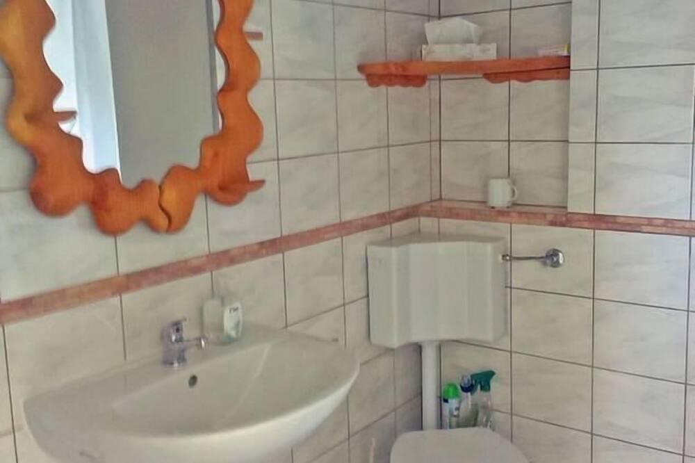 Lägenhet (Grüner Salon) - Badrum