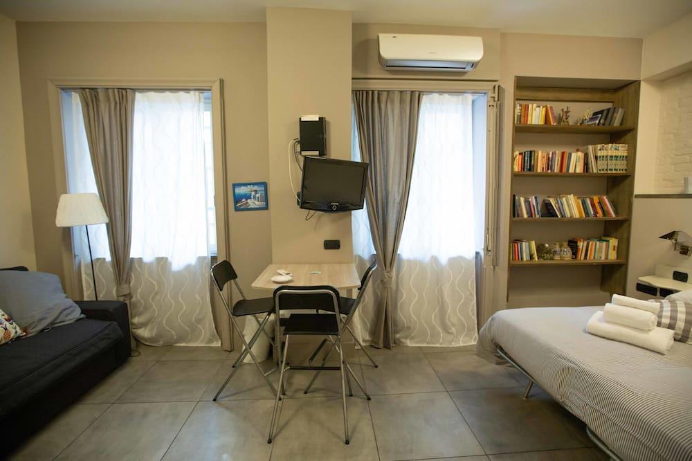 Departamento (Myrtha) - Sala de estar