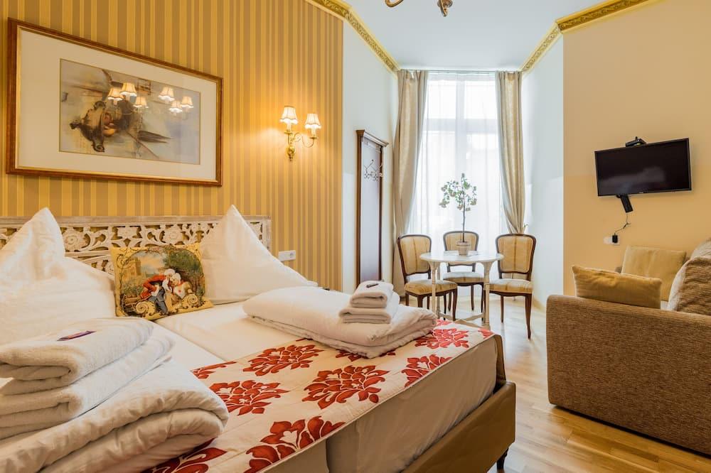 Rodinná izba (Zimmer Nr. 5) - Obývacie priestory