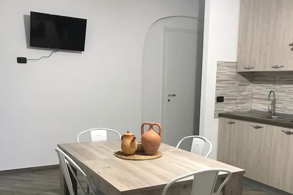 標準公寓, 1 間臥室 - 客房餐飲服務