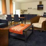 Apartment 2 - Obývací prostor