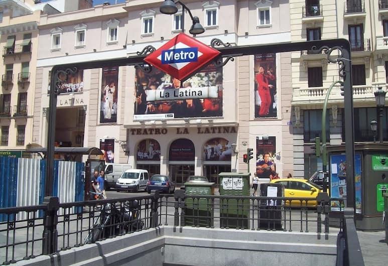 Lollipop Flats City Centre Petit Suite, Madrid, Exterior