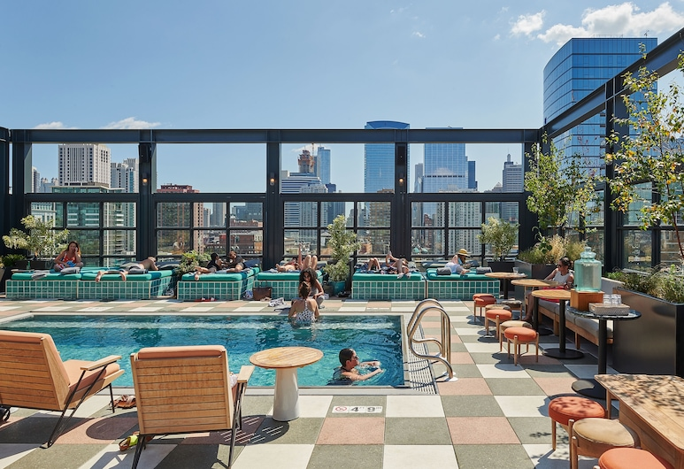 The Hoxton Chicago, Chicago, Rooftop Pool