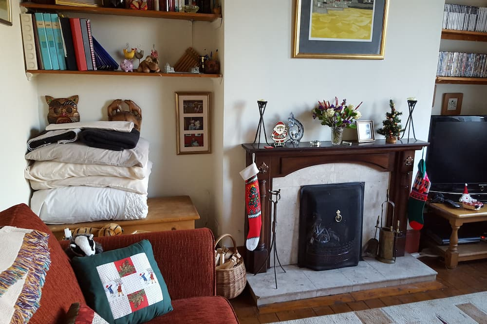 Double Room, Non Smoking - Living Room