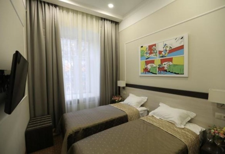Donald Hotel, Odessa, Economy Double or Twin Room, Guest Room