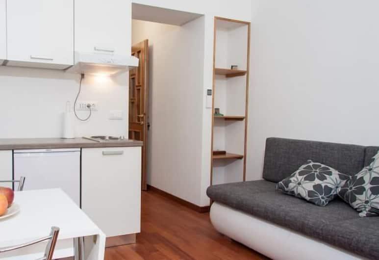 Mezzanine Apartments, Zagreb, Superior-Studio, Wohnbereich