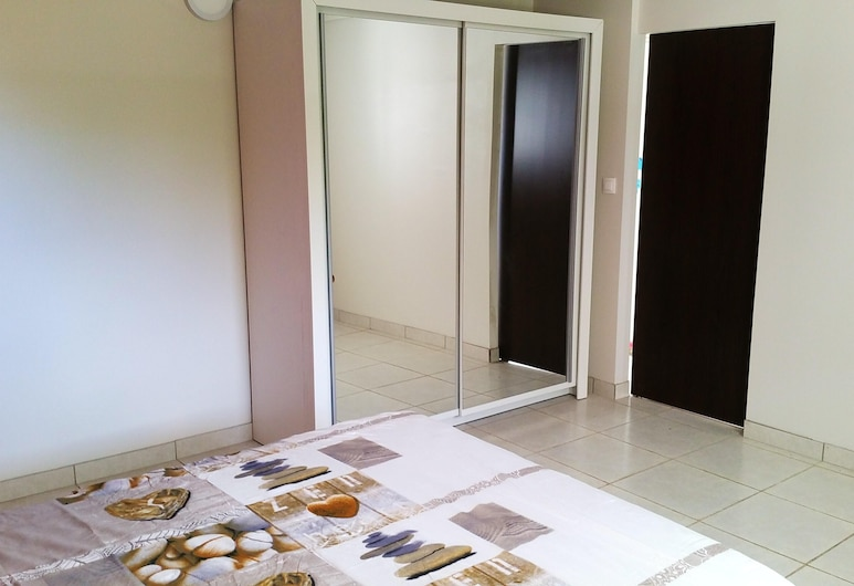 Apartment With one Bedroom in Le Marin, With Wonderful sea View, Enclosed Garden and Wifi - 10 km From the Beach, Le Marin, Căn hộ, Quang cảnh biển, Phòng