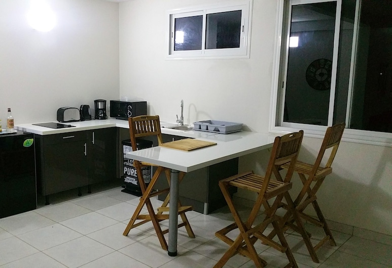 Apartment With one Bedroom in Le Marin, With Wonderful sea View, Enclosed Garden and Wifi - 10 km From the Beach, Le Marin