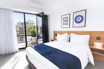 A(z) Pame House hotel fényképe itt: Athén