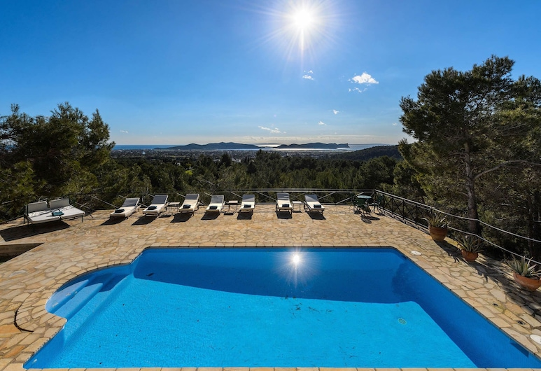 Villa Barrica, Sant Josep de sa Talaia, Alberca al aire libre