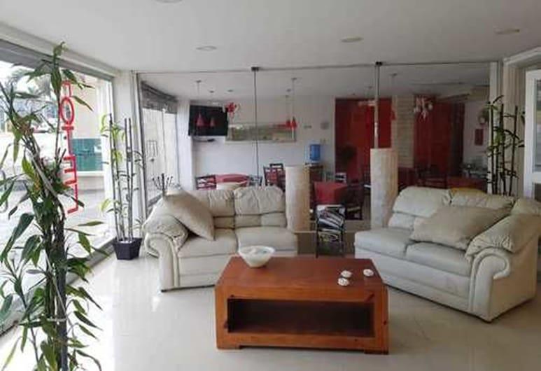 Hotel Playa de Oro, Boca del Río, Sala de estar en el lobby