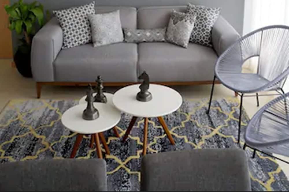 Deluxe Διαμέρισμα, Περισσότερα από 1 Υπνοδωμάτια, Μη Καπνιστών - Περιοχή καθιστικού