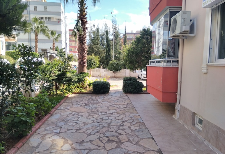 Sultan 1 Residence, Alanya, Aed