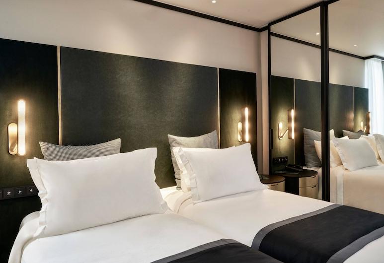Academias Hotel, Autograph Collection, Atenas, Habitación ejecutiva, 2 camas individuales, para no fumadores, vista a la ciudad, Habitación