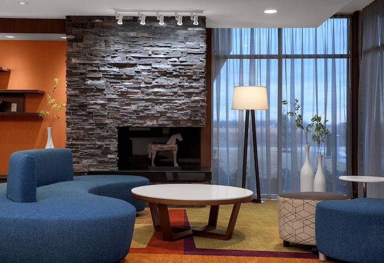 Fairfield Inn & Suites by Marriott Memphis Marion, AR, Marion, Lobby