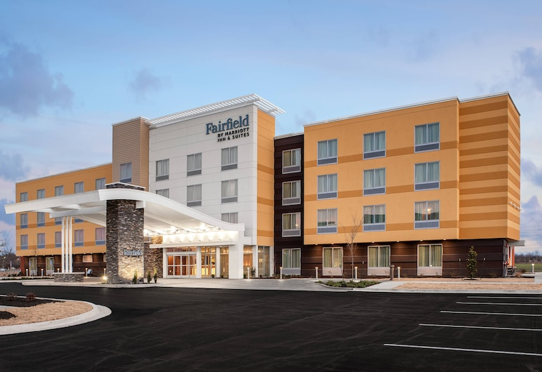 Fairfield Inn & Suites by Marriott Memphis Marion, AR, Marion