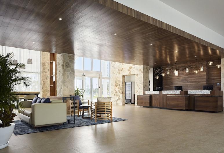 Fairfield Inn & Suites by Marriott Cancun Airport, Cancún, Hall