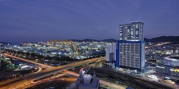 巨濟樂伊恩住宿酒店的圖片